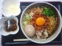 「辛まぜ麺 840円」@とみぃ'ず きっちん。の写真