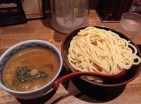 「つけ麺 中」@つけ麺専門店三田製麺所 梅田店の写真