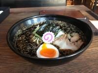 「焦がし味噌ラーメン」@銀座 五行の写真