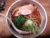 「醤油らーめん 600円(大盛無料)」@富山 えびすこの写真