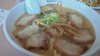 「みそチャーシュー麺 850円」@喜多方ラーメン 来夢 猪苗代店の写真