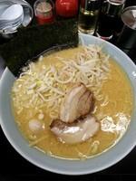 「豚骨味噌ラーメン」@壱七家 本厚木店の写真
