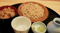 「新蕎麦ランチ」@そばやの高さわの写真