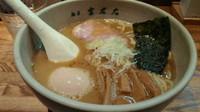 「味玉らーめん 850円」@麺屋吉左右の写真