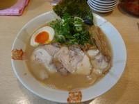 「濃厚鶏そば」@麺屋 真斗の写真