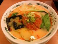 「坦坦麺」@日高屋 元住吉店の写真