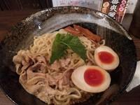 「男のまぜ麺 250g 790円」@男のラーメン 麺屋わっしょいの写真