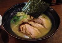 「半ちゃー(バラ肉)+ライス(800円+150円)」@しょうゆのおがわや 橋本店の写真