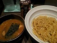 「濃厚魚介つけ麺 並 780円」@三豊麺 三宮店の写真