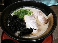 「こってり三豊麺¥690」@三豊麺 三宮店の写真