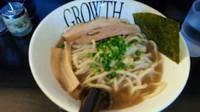 「らぁ麺(中盛り)770円」@麺処GROWTHの写真