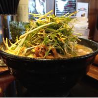「ピリ辛そばもやし味噌ラーメン(750円)」@麺屋 幡 弘前店の写真