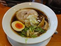 「日香麺 晴香」@ラーメン にっこう 本店の写真