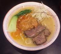 「【限定】 煮干し担々麺:850円」@せたが屋 本店の写真