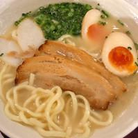 「味玉そば 本日のサービス¥580(通常¥700)」@なんくるないさーの写真