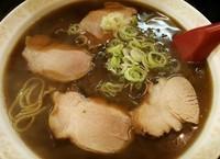 「オーブン焼きチャーシューカレーらぁ麺¥750」@らぁ麺 みつひらの写真
