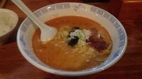 「タンタン麺(小ライス付)850円」@もうつぁるとの写真