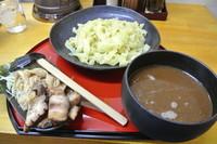 「つけ麺(平打ち麺)」@くりの木 東岩槻店の写真