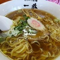 「ラーメン(並) 680円」@こだわり拉麺 一恭の写真