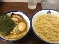 「味玉つけ麺・並(850円)」@つけめん 玉の写真