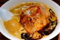 「さく味噌ラーメン (中盛)+チャーシュー+味玉」@麺処 しの助の写真