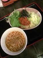 「担々つけ麺600円」@食祭 くにやの写真