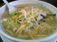 「(サービス麺)タンメン 500円(通常価格700円)」@中華太朗 雪谷大塚店の写真