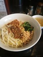 「汁なし担々麺 辛口 880円」@ほうきぼし+の写真