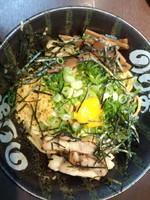「油そば」@麺屋のりお 難波中店の写真
