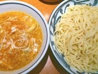 「味噌肉つけ麺」@つけめん でんまる 飯田橋店の写真