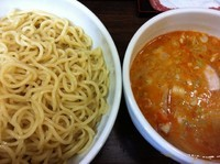 「つけ麺ゴマ」@麺家 近の写真
