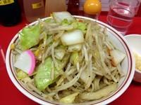 「醤油タンメン大(850円)ニンニクW」@ドン-キタモトの写真