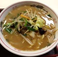 「味噌ラーメン(¥700)」@和洋中華 かもめの写真