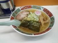 「ラーメン(醤油)」@修ちゃんラーメン 山形駅前本店の写真
