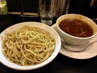 「カリーつけ麺大(麺量350g)680円」@つけめん番長 銀の写真