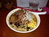 「さく味噌ラーメン」@麺処 しの助の写真