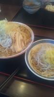 「ふじ麺   男盛り+茹で野菜」@景勝軒 太田店の写真