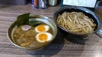 「特製つけ麺」@麺屋 英の写真