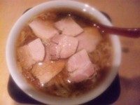 「チャーシュー麺大盛950円」@うから家からの写真