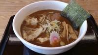 「ワンタン中華そば」@中華そば・つけ麺 タナカ90の写真