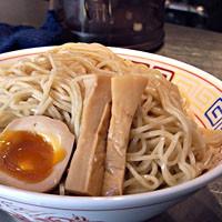 「つけ麺 大 350g 850円」@煮干鰮らーめん 圓 町田店の写真