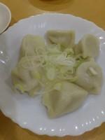 「水餃子(6個)\380」@菜園の写真
