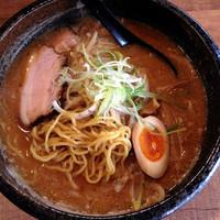 「もっけい味噌 ¥780」@本格拉麺酒房 もっけいの写真