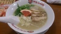 「鶏パイタン ¥580」@太陽のトマト麺 護国寺支店の写真