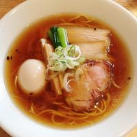 「味玉醤油らぁめん 750円」@麺処 いち林の写真