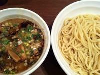 「期間限定 濃厚つけ麺」@ラーメン 麺や亮の写真