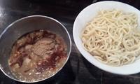 「白ごまつけ麺」@つけ麺・ラーメン カガミハラ55の写真