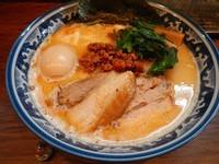 「特製チーズ坦々麺 (並) ¥1000」@中華そば 旋の写真