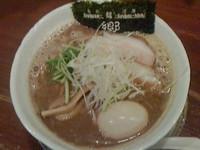 「こくうまひびきらぁめん800円」@食彩麺酒房 響の写真