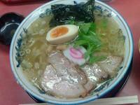 「塩ラーメン700円」@寅真らーめんの写真